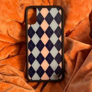 Wildflower Blair iPhone X/Xs case